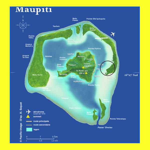 maupiti une ile authentique
