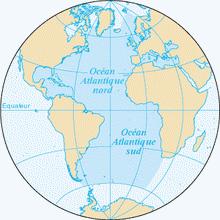 mers et oceans