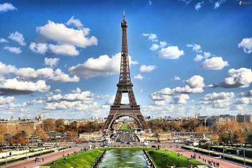 monuments de paris