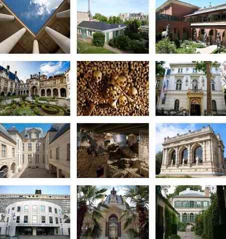 musees de paris