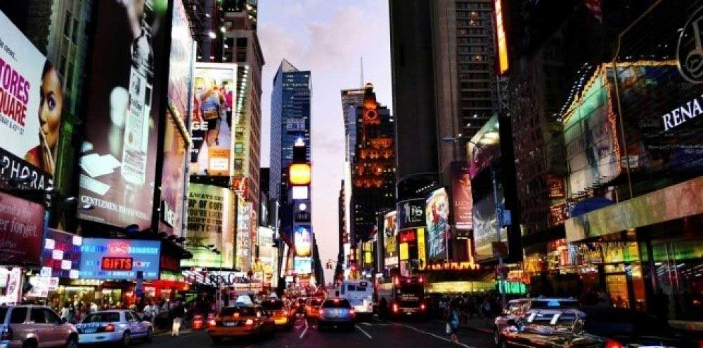 new york ville touristique