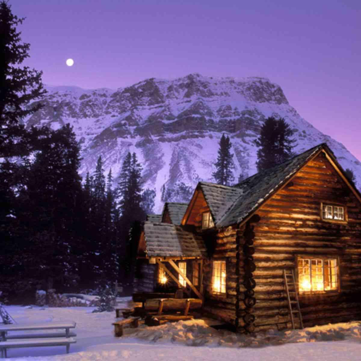 noel a la montagne