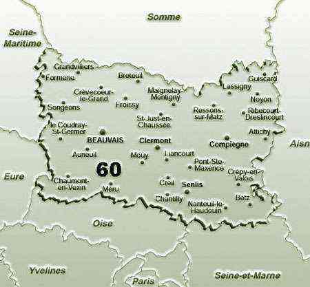 oise departement 60
