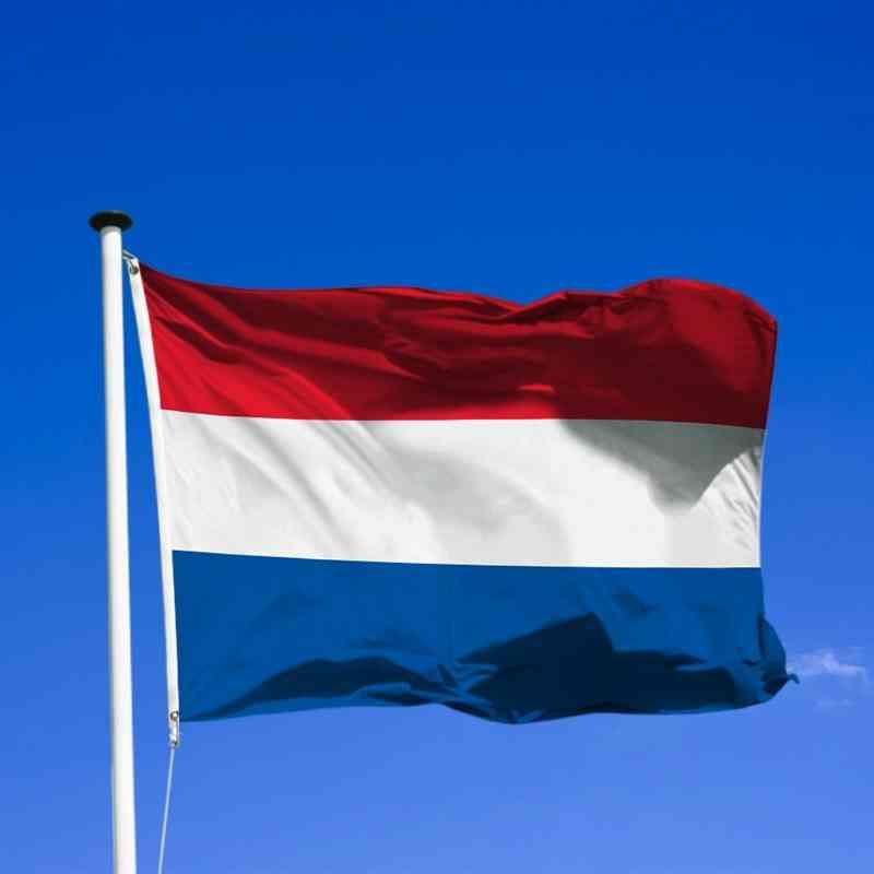 pays bas drapeau