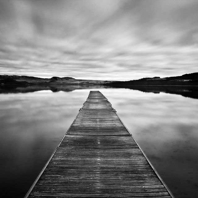 photographie noir et blanc