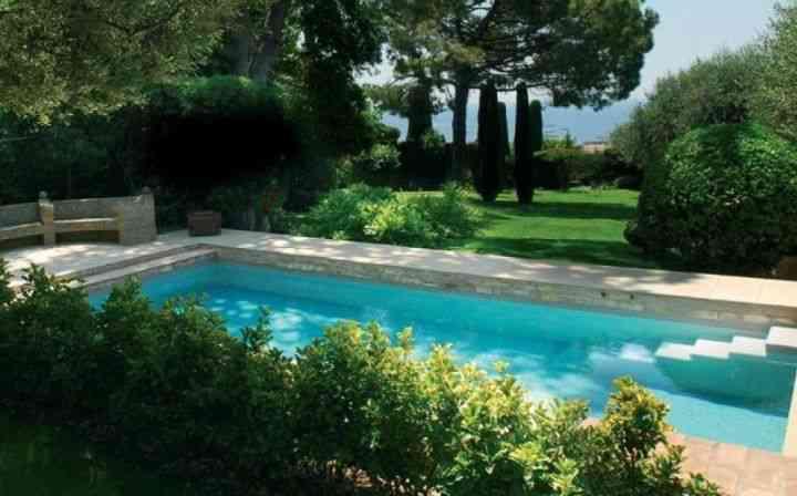 piscine de jardin