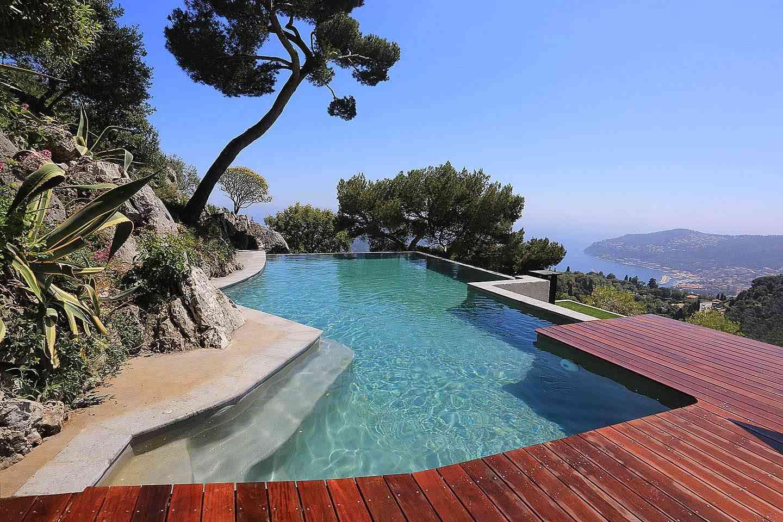 piscine de luxe