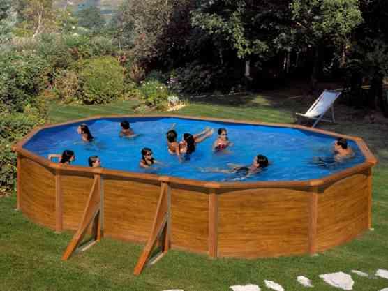 piscine hors sol bois ou acier