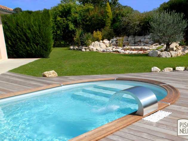piscine originale