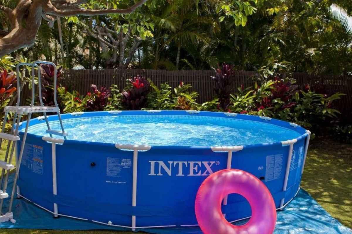 piscines de jardin