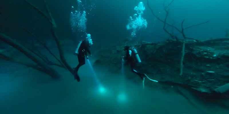plongee au yucatan