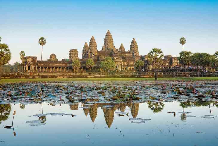 pourquoi partir au cambodge