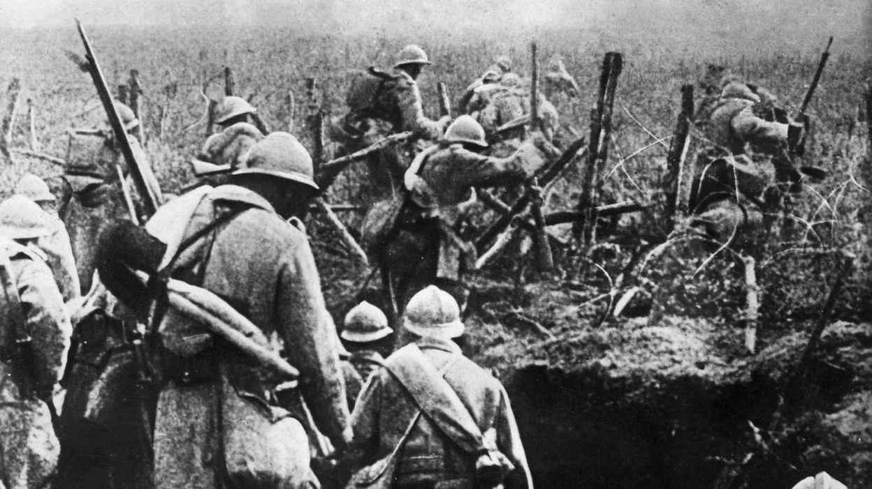 premiere guerre mondiale