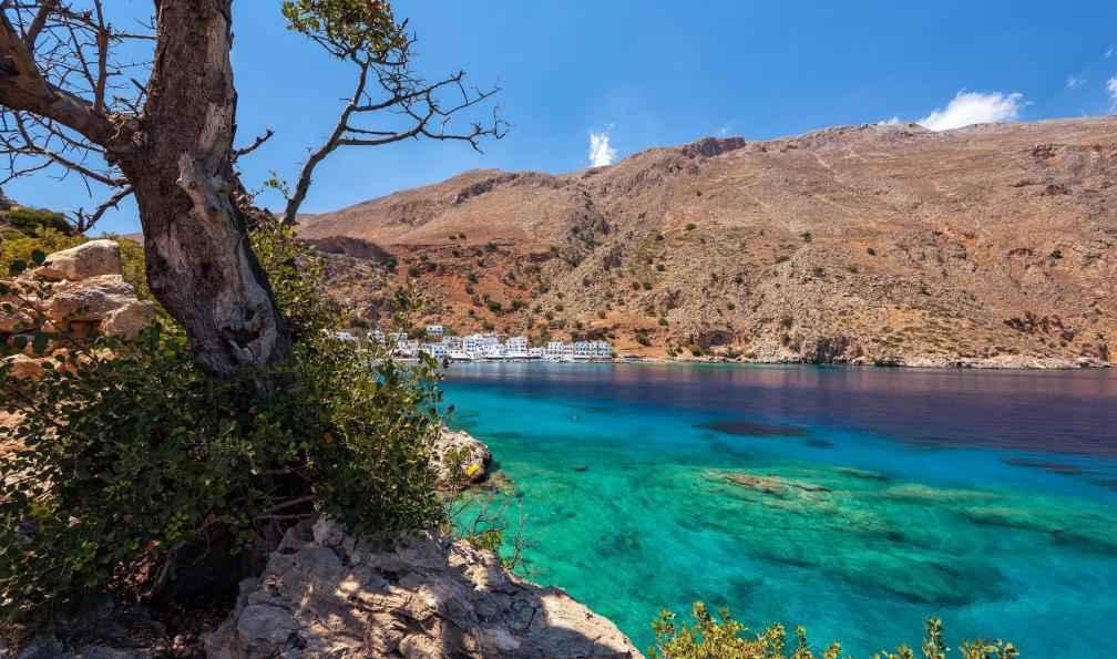 randonnee en crete