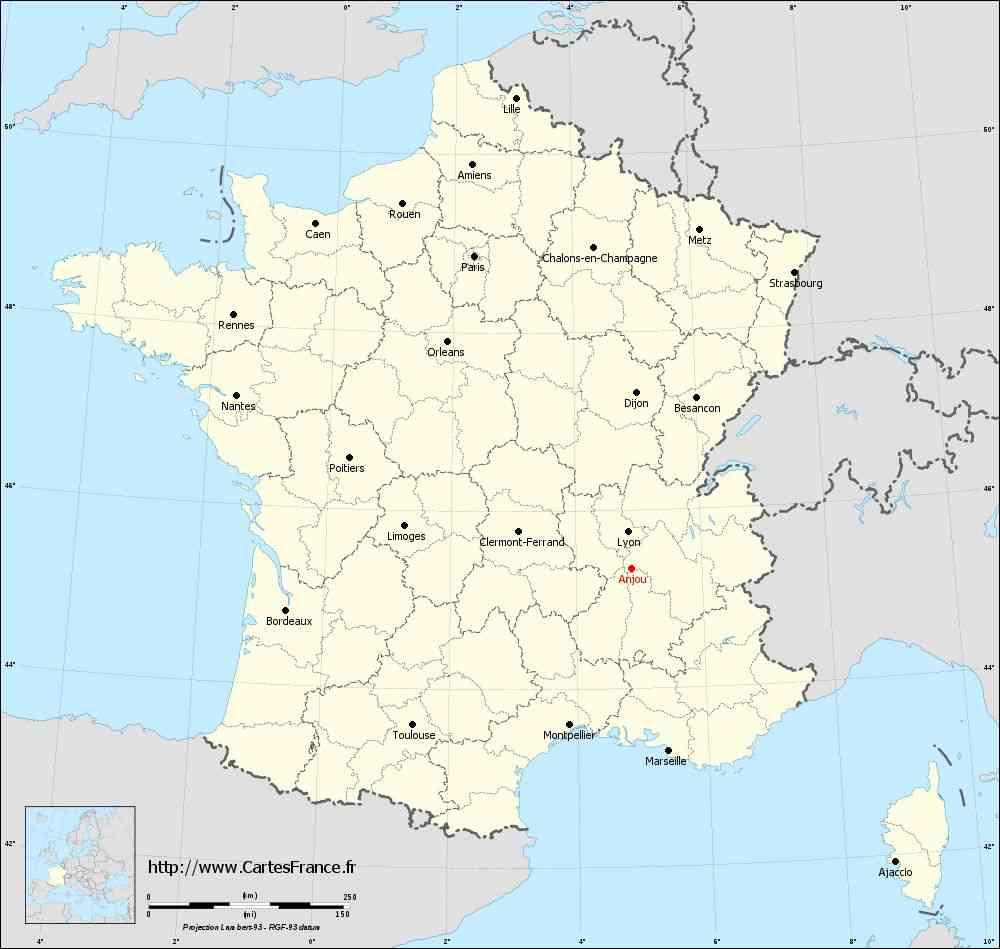 region d anjou