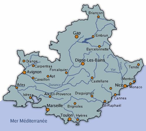 region provence