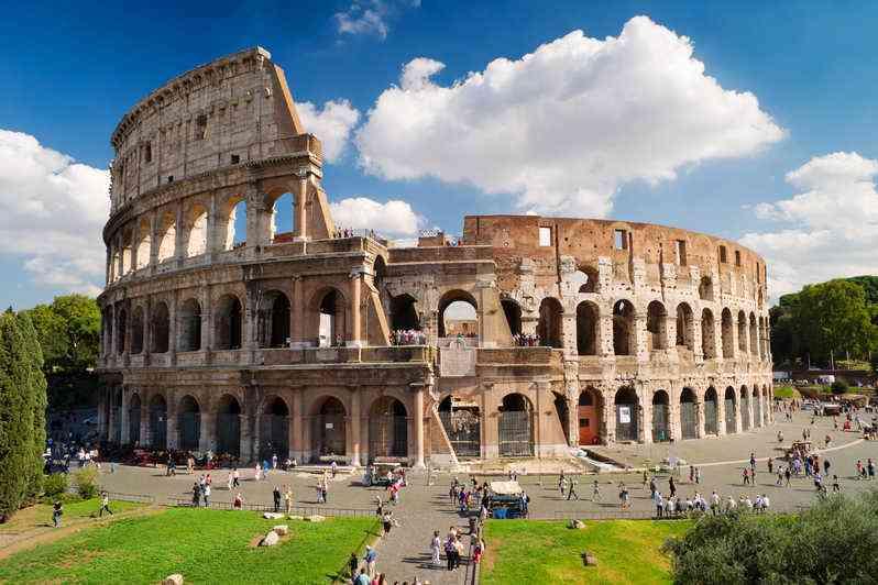 rome capitale d italie