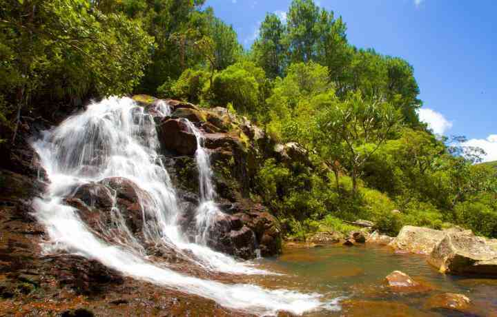 sites naturels a maurice