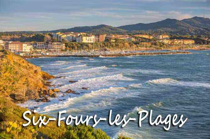 six fours les plages