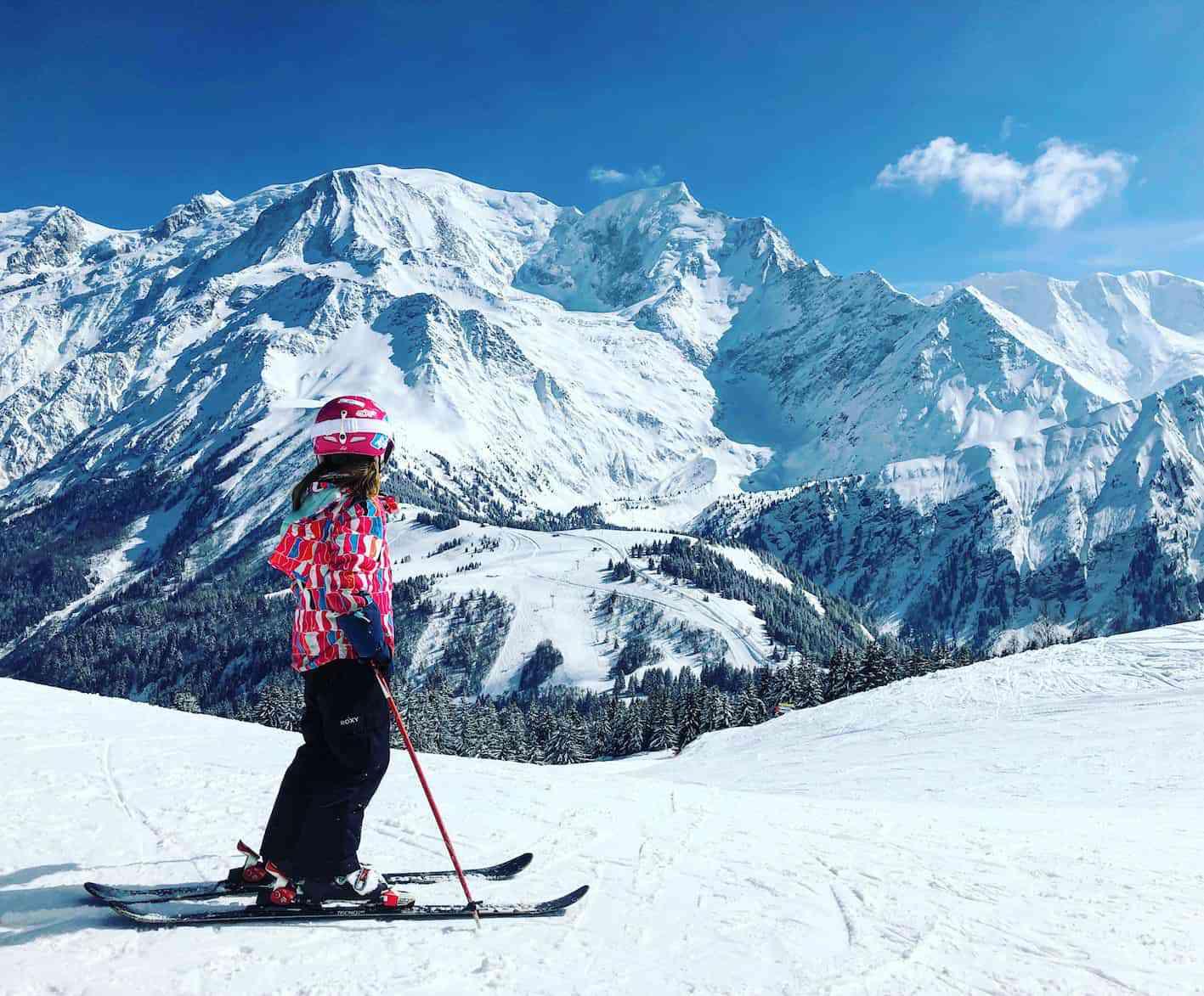 ski a chamonix