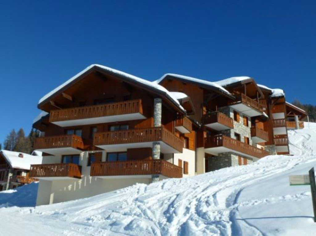 ski location appartement