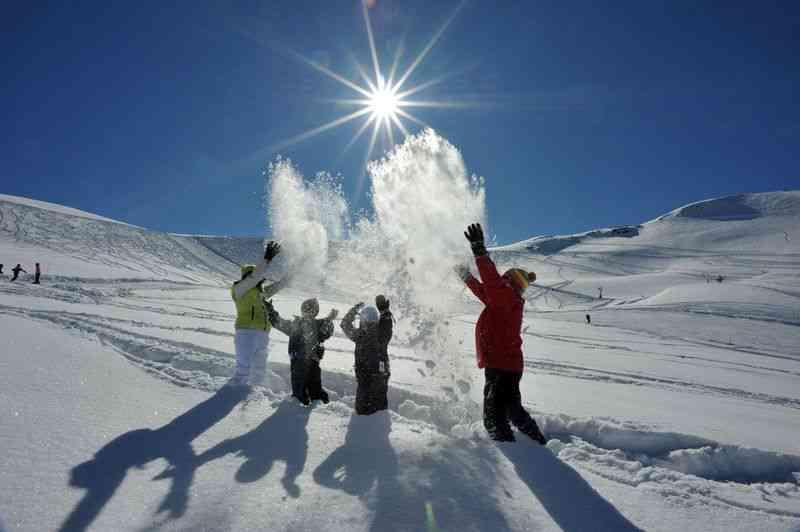 ski vacances en montagne