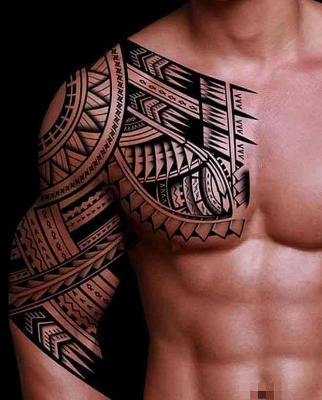 tatouage tribal