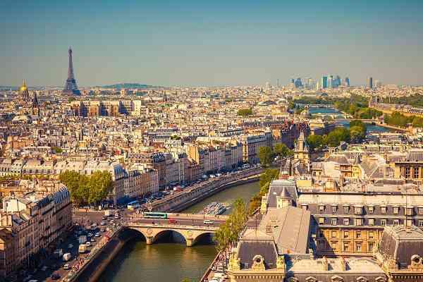 tourisme a paris