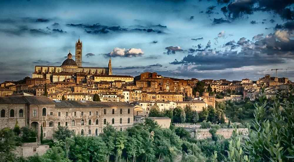 tourisme a sienne italie