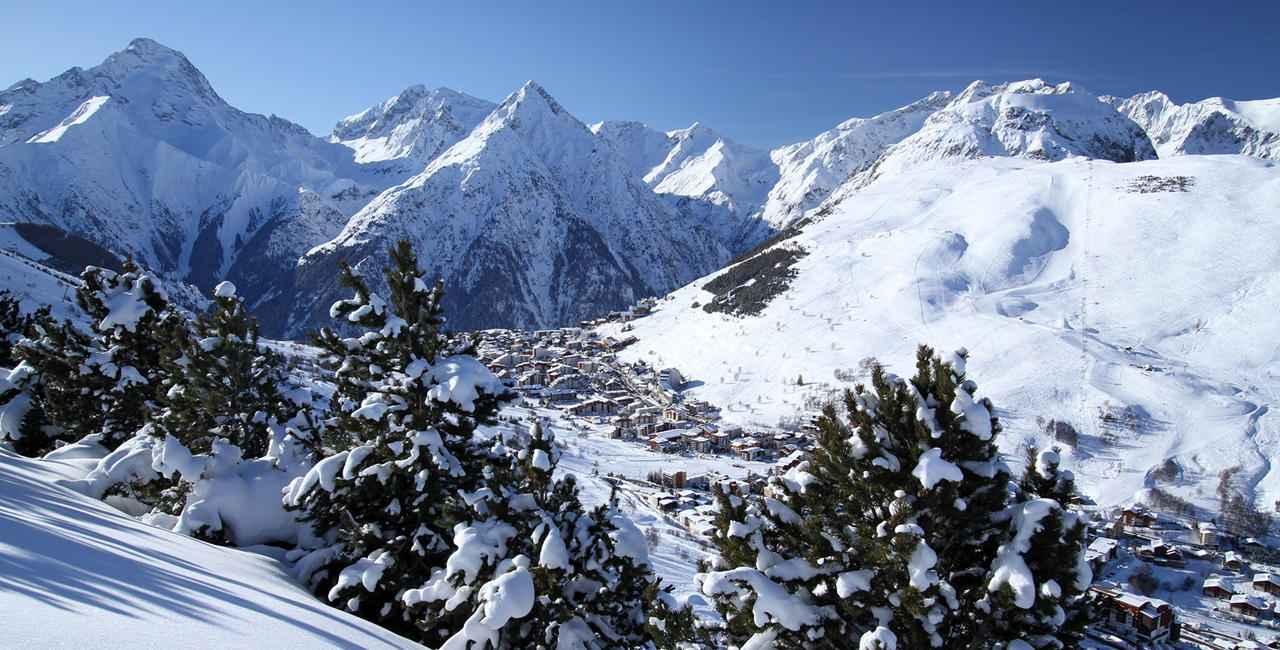 tourisme dans les alpes