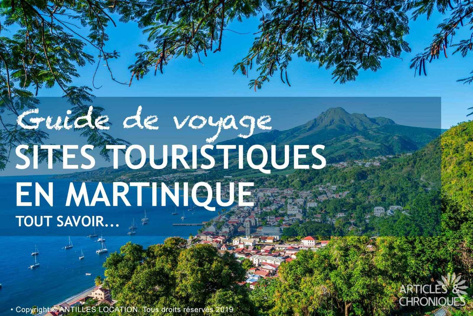 tourisme en martinique
