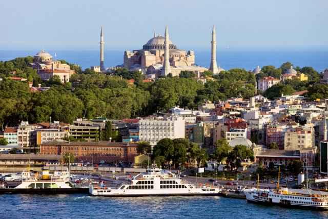 tourisme en turquie