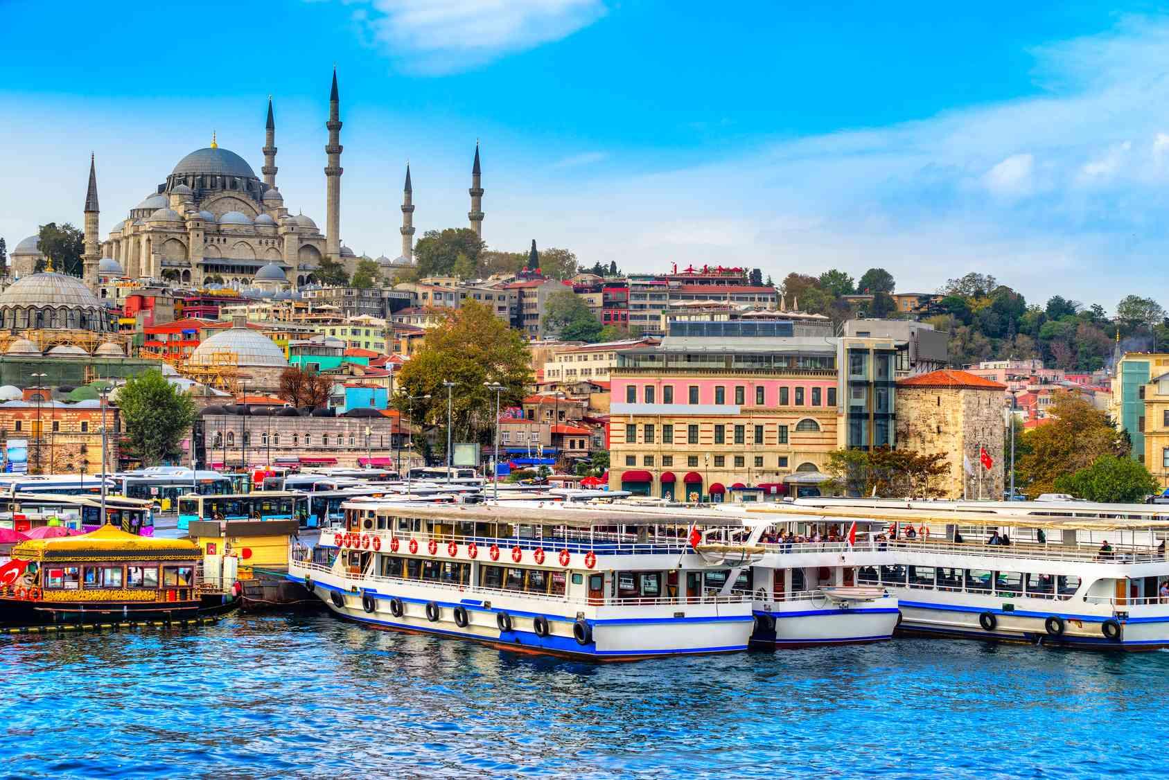 turquie decouverte d istanbul