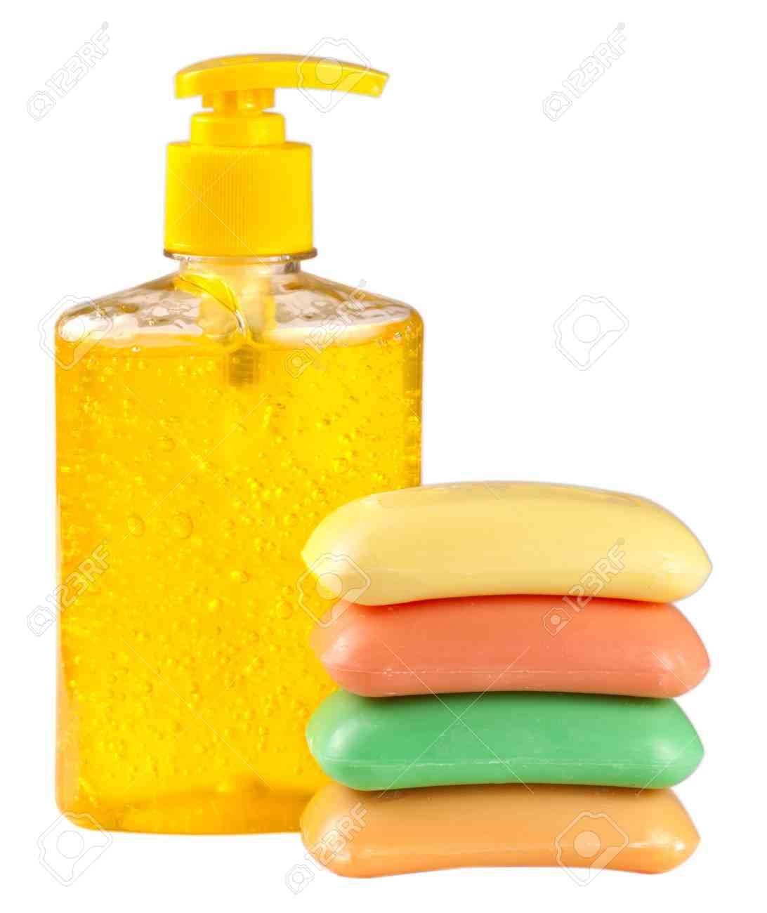 un geste simple savon liquide ou savon solide
