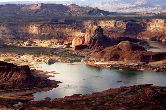 usa le lac powell
