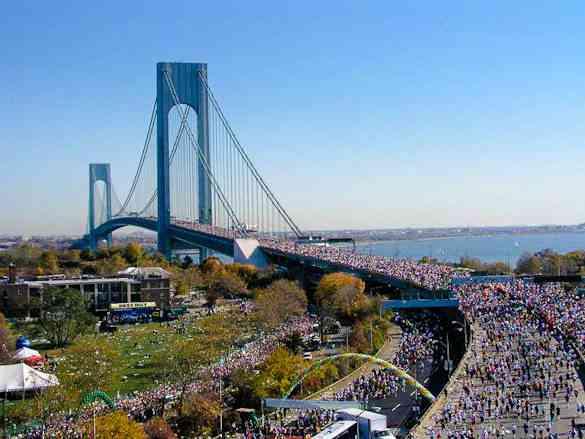 usa le marathon de new york