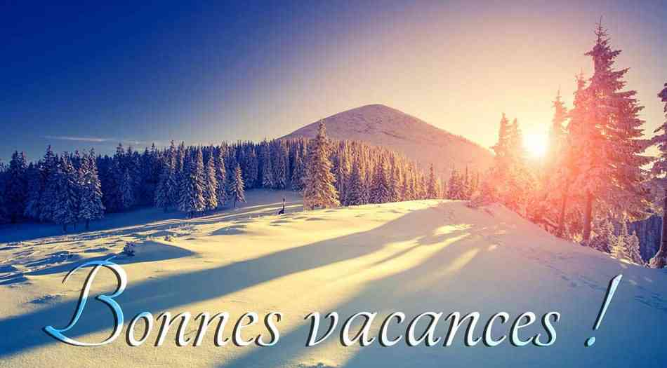 vacances a la neige