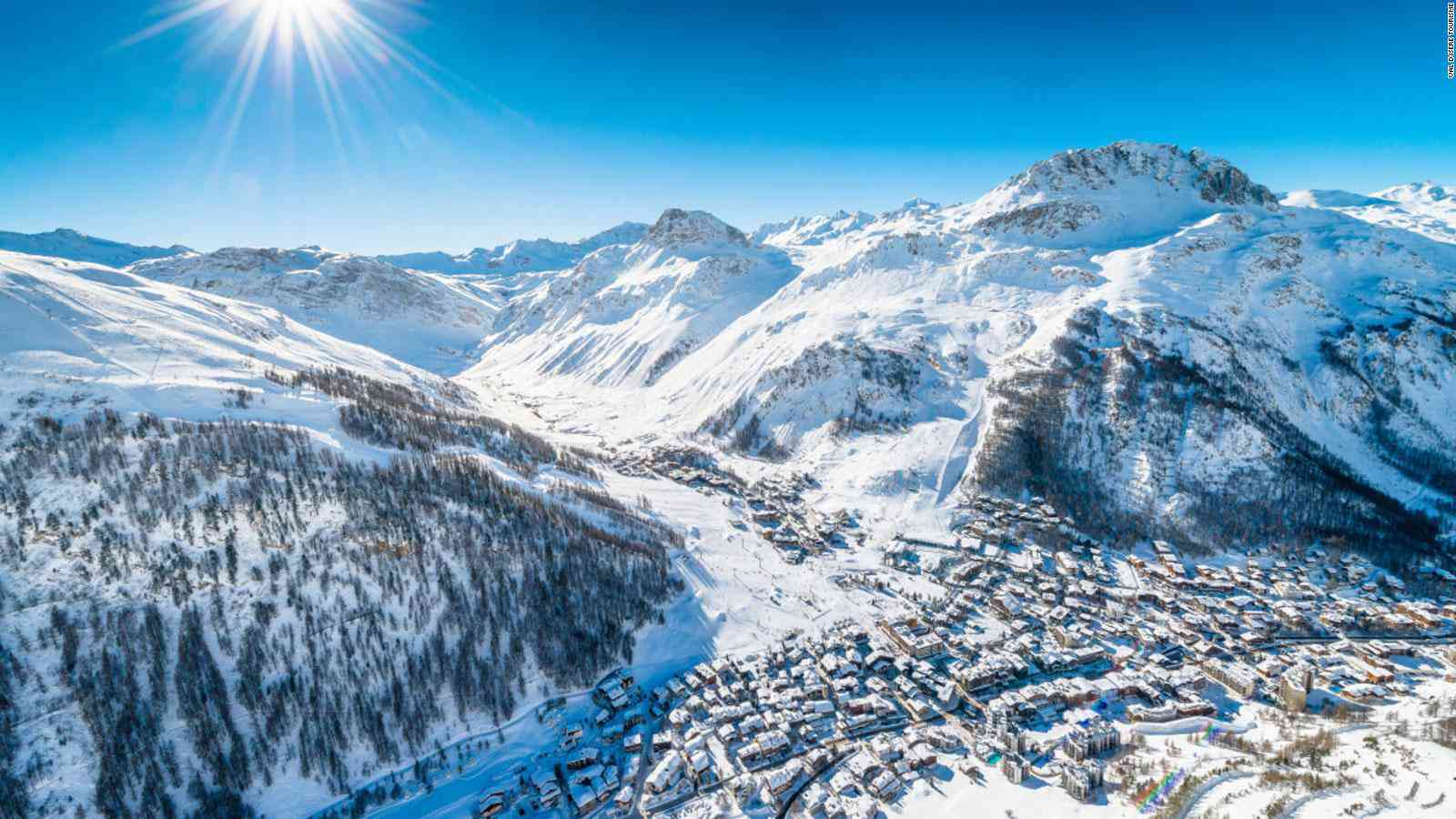 val d isere