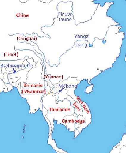 vietnam voyage sur le mekong