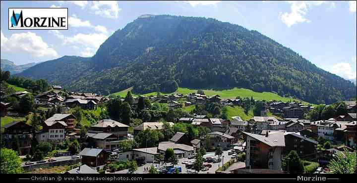 village de morzine