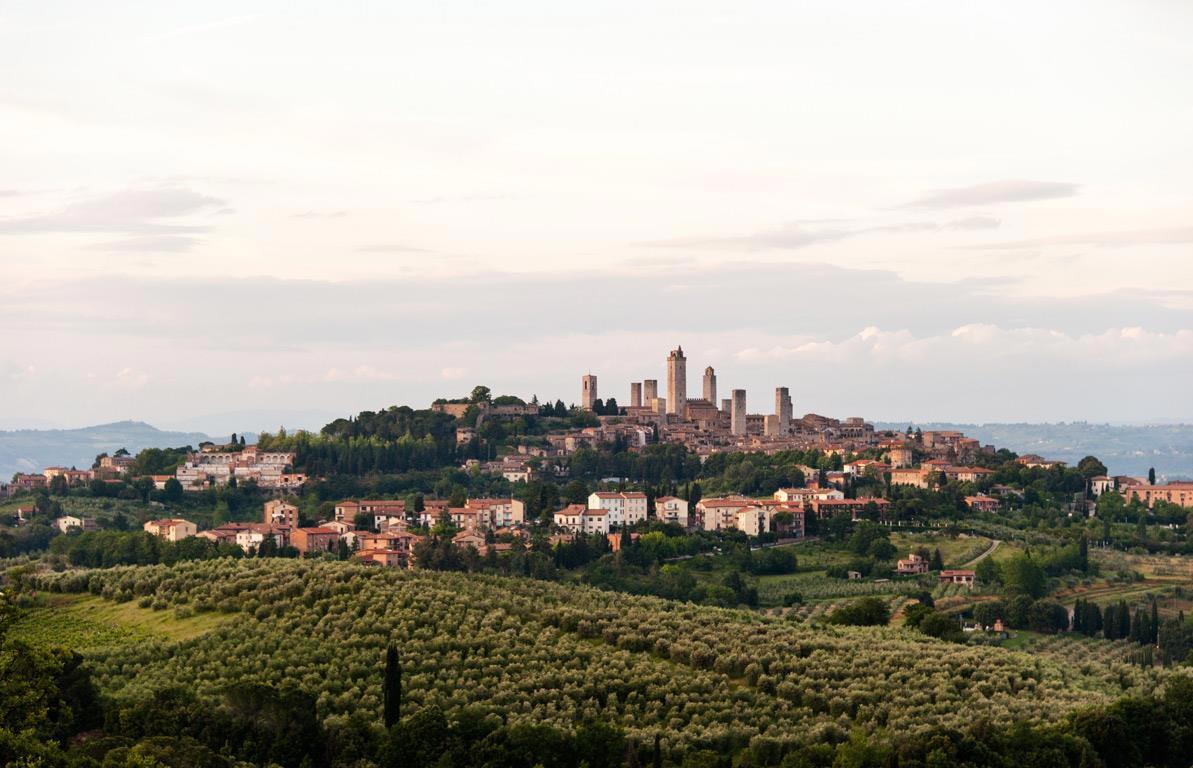 villes et villages pitoresques de toscane