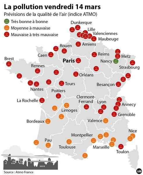 villes francaises