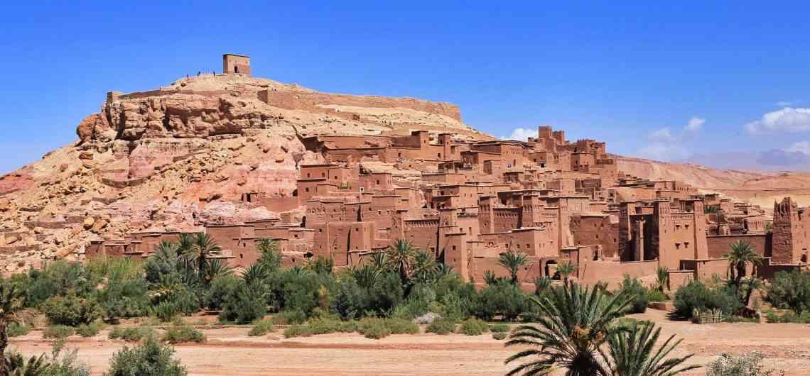 visite de kasbah ait benhaddou