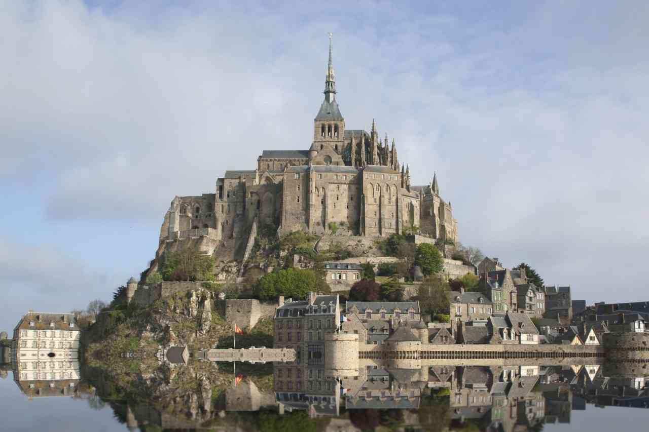 visite du mont saint michel