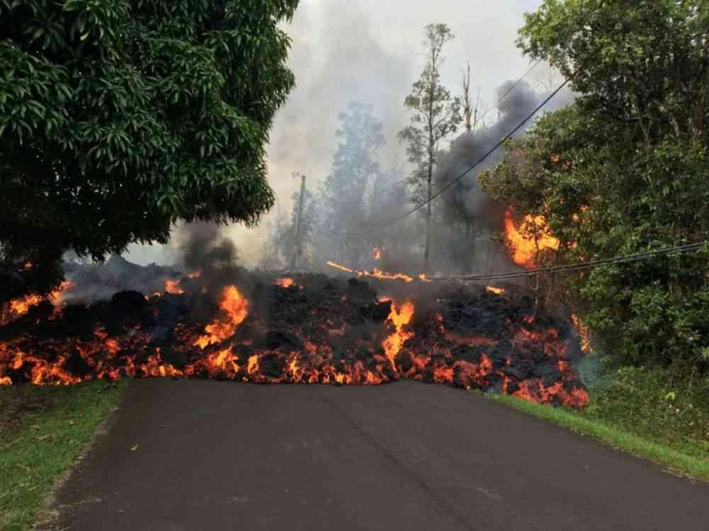 volcan kilauea hawai