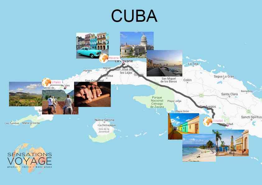 voyage a cuba