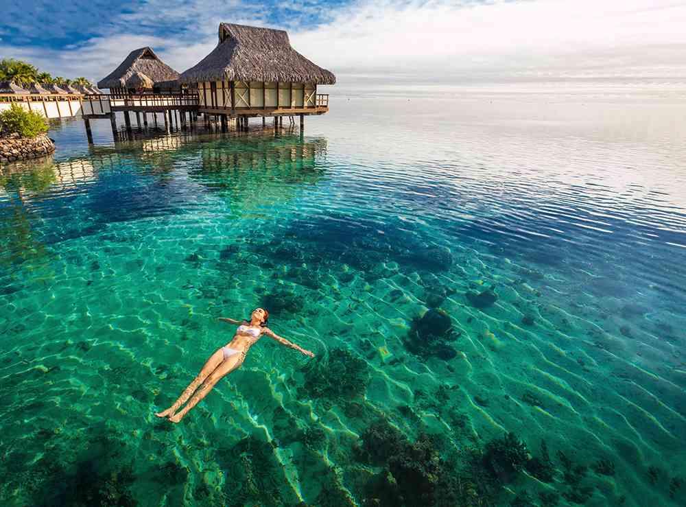 voyage a tahiti