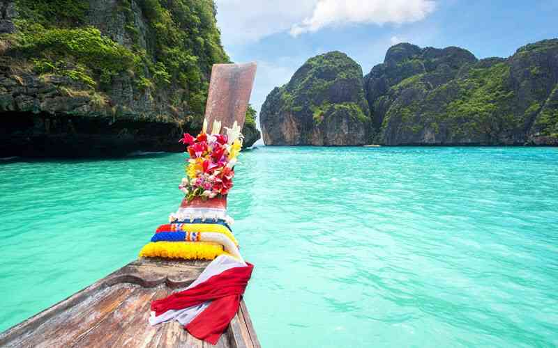 voyage dans le sud de la thailande