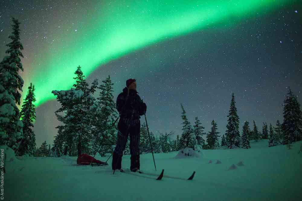 voyage en laponie finlandaise