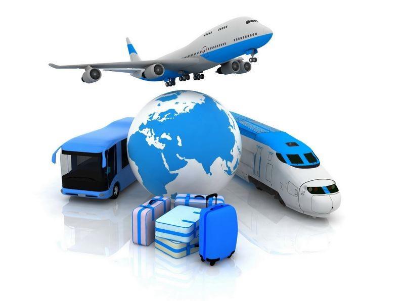 voyage et moyen de transport